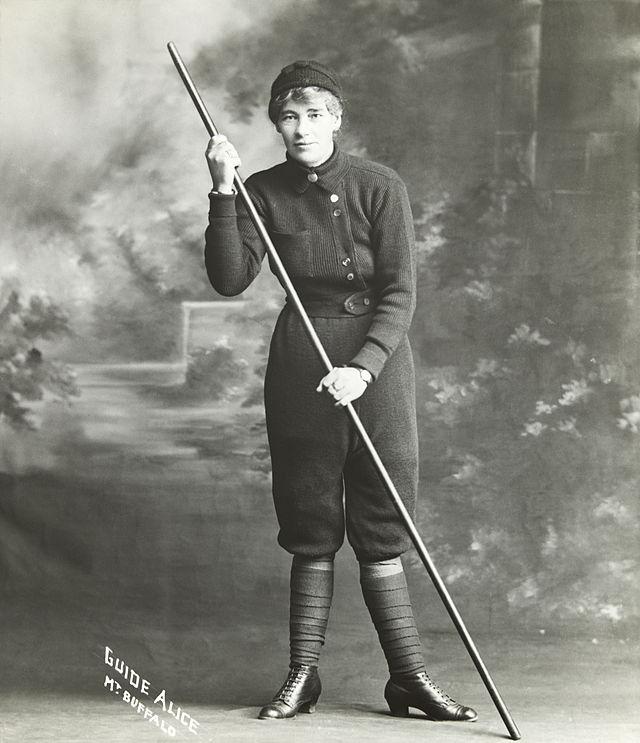 Portrait of Alice Manfield (Guide Alice) (1878-1960)