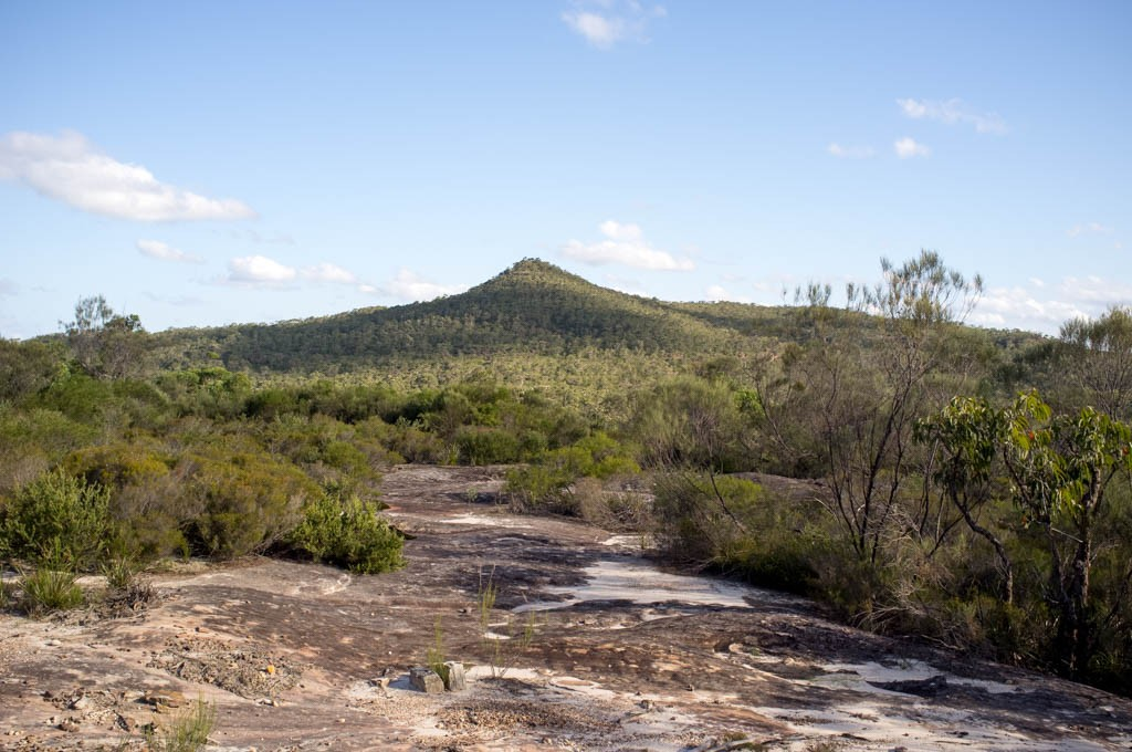 Mount Wondabyne