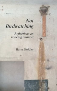 Not Birdwatching book cover